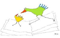 Bekijk details van Prentenboekenadvieslijst de Voorleesvogel vernieuwd
